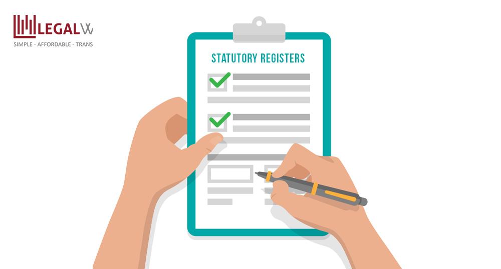 Stautory Register