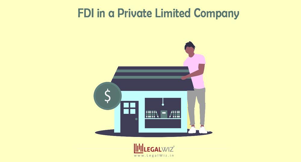 private limited company FDI