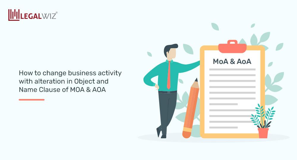 Company activity change