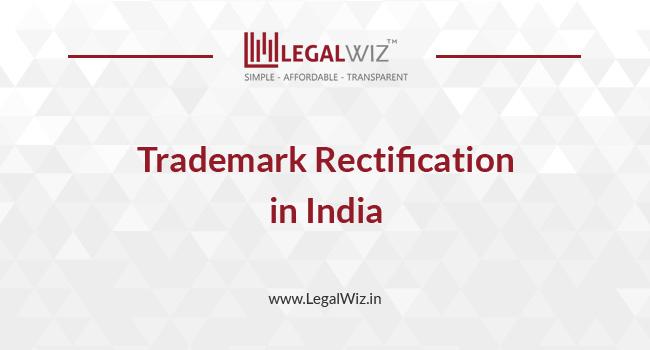 Rectification of Trademark