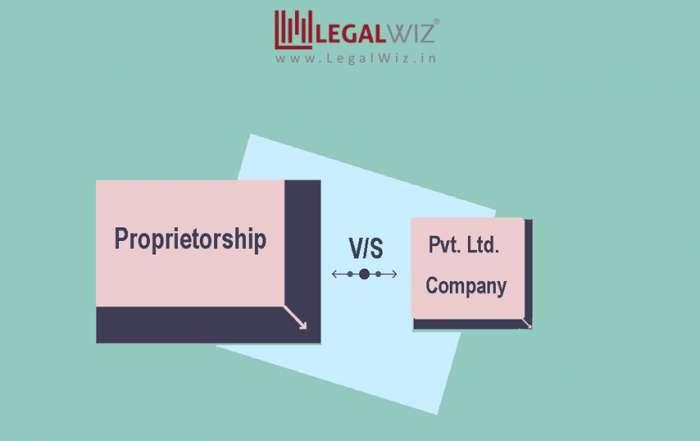 compare private company to proprietorship
