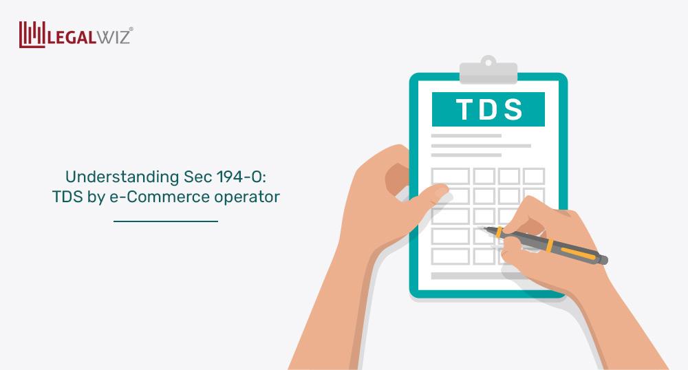 TDS for ecommerce under 194O