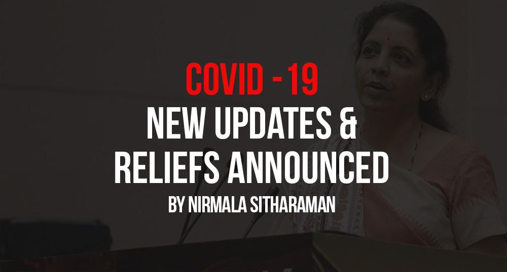 COVID-19 updates India