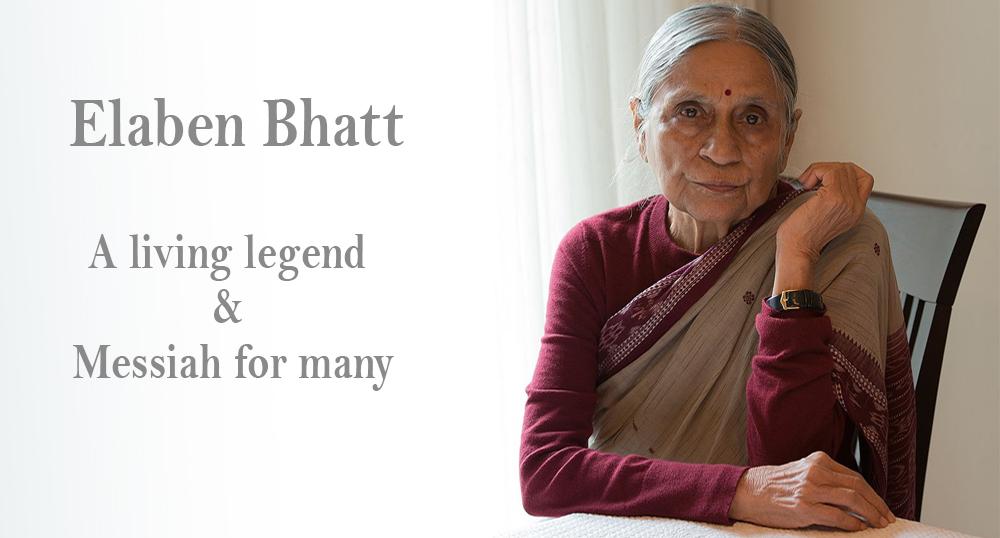 Elaben Bhatt: Navaratri Blog @ LegalWiz.in