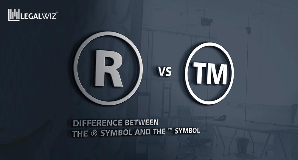 ® and ™ Symbols