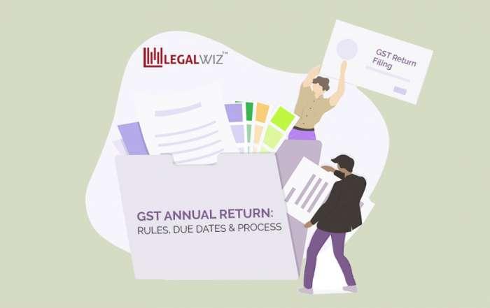 File Annual GST return