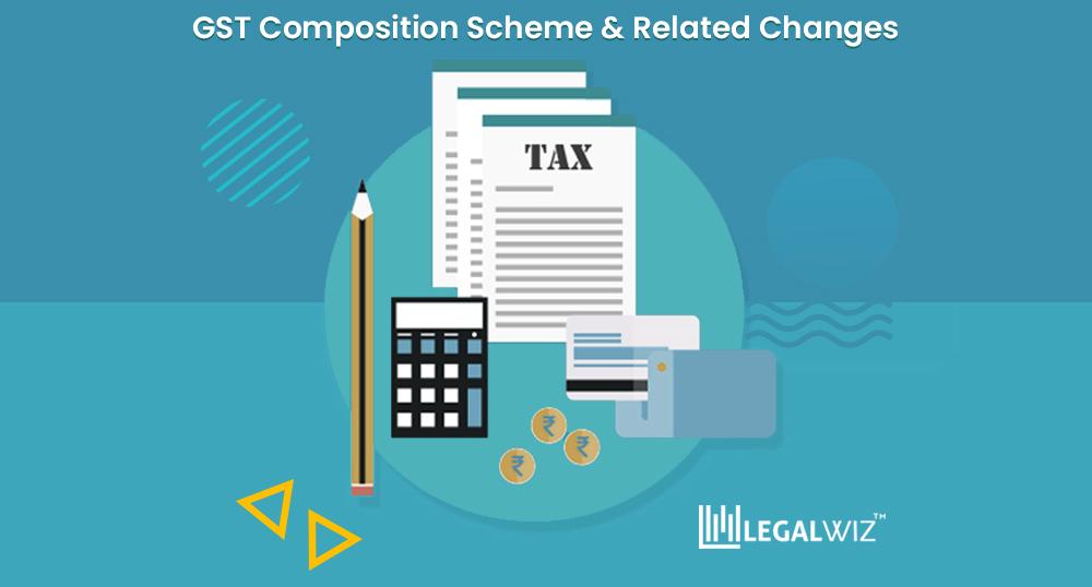 GST composition scheme changes