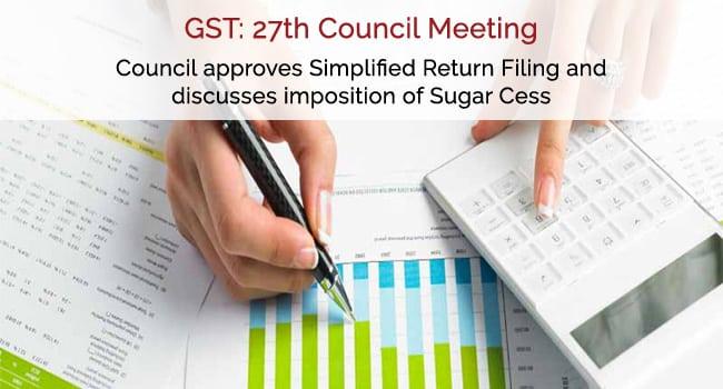 GST Return Filing India