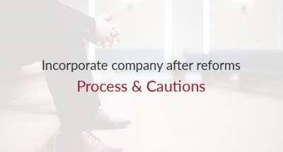 Incorporate Company