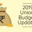 Instant Budget updates