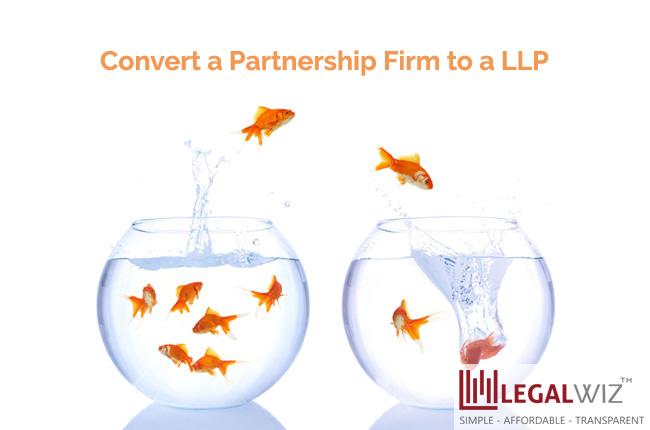 Partnership to LLP