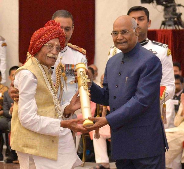 Mahashay ji padma bhushan