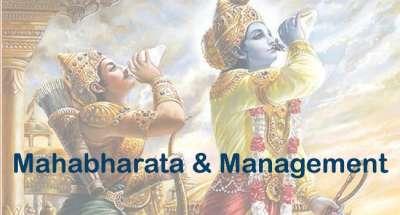 Mahabharata and Management