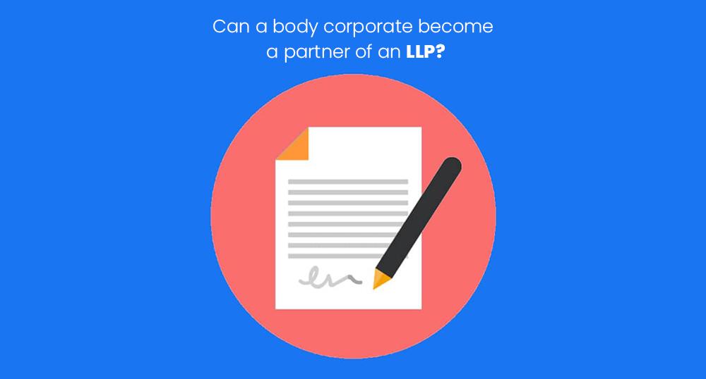 llp body corporate