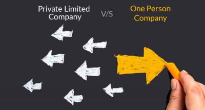 OPC vs Pvt Ltd Company